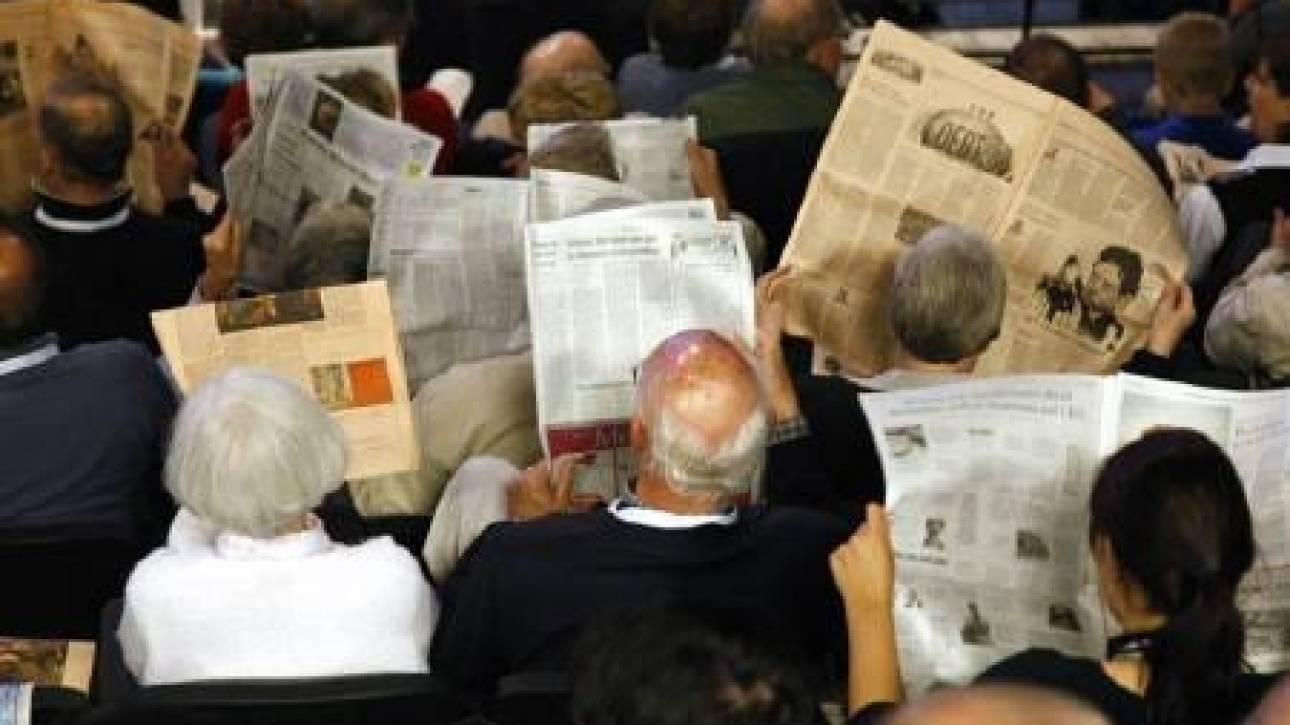 ΗΠΑ: Κατά 58% μειώθηκαν οι εργαζόμενοι στις εφημερίδες μέσα σε 15 χρόνια