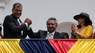 Ισημερινός: Εν μέσω καταγγελιών για νοθεία ο Λένιν Μορένο αναδείχθηκε πρόεδρος (pics)