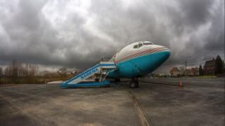 Το εγκαταλελειμμένο προεδρικό αεροσκάφος του Wetteren