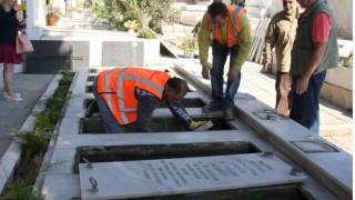 Κύπρος: Ξεκίνησε η εκταφή των πεσόντων της ακταιωρού «Φαέθων»