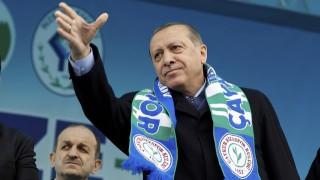 Προκλητικός ξανά ο Ερντογάν: Οι χώρες της Ευρώπης είναι κατάλοιπα του ναζισμού και φασίστες