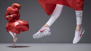 Σταύρος Καρέλης και Nike πειραματίζονται με τη μόδα στον αέρα