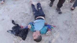Συρία: Εκατόμβη νεκρών από την επίθεση με τοξικό αέριο - βομβάρδισαν και το νοσοκομείο