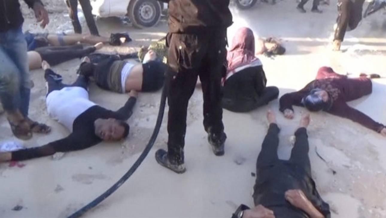 Το χρονικό του τρόμου από τις επιθέσεις με χημικά στην πολιορκημένη Συρία