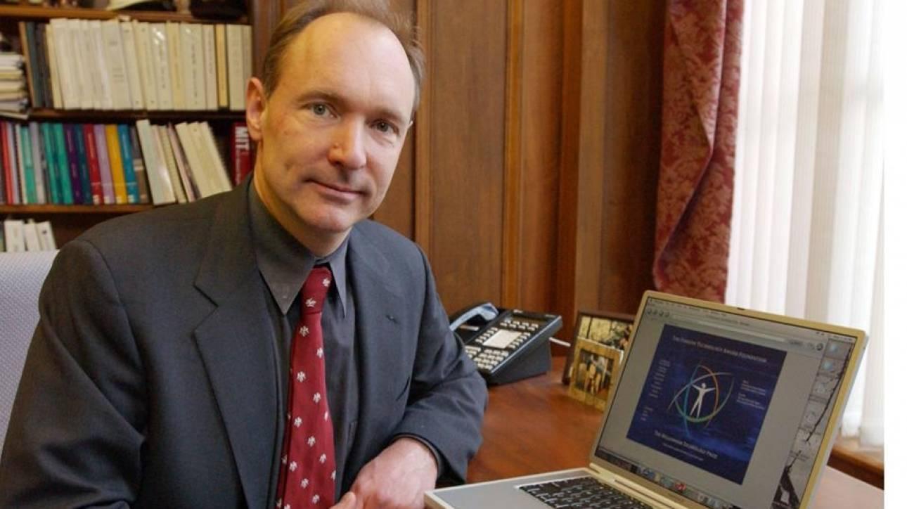 Στον Τιμ Μπέρνερς Λη το «Νόμπελ της πληροφορικής»