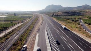 Κυκλοφοριακές ρυθμίσεις στην νέα εθνική οδό Κορίνθου–Πατρών την Τετάρτη