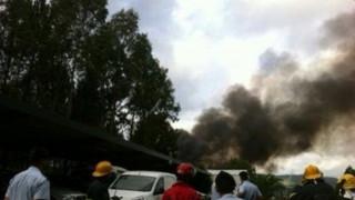 Ισχυρή έκρηξη σε εργοστάσιο στην Πορτογαλία - Φόβοι για νεκρούς
