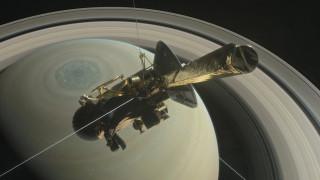 Το Cassini ετοιμάζεται για το μεγάλο «φινάλε» του στον Κρόνο