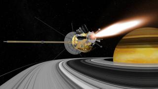 Cassini: Θεαματικό φινάλε για ένα «βετεράνο» του διαστήματος