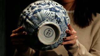 $29,5 εκατομμύρια για την πολύτιμη πορσελάνη της Δυναστείας Μινγκ