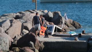 Αίγινα: Βαριές κατηγορίες από τον Κούγια για το ναυάγιο και το μυστηριώδες ζευγάρι