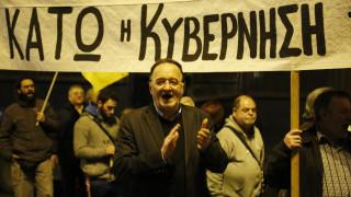 Η ΛΑΕ στο συλλαλητήριο της Πέμπτης στα Προπύλαια