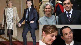 Γαλλία: Οι υποψήφιες «πρώτες κυρίες» εξομολογούνται...