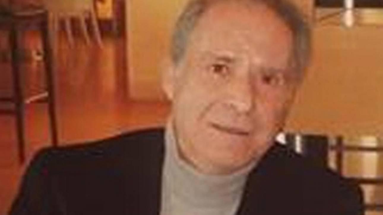 Πέθανε ο ζωγράφος Θανάσης Ακριβόπουλος