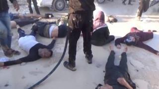 ΠΟΥ: Τα συμπτώματα θυμάτων στη Συρία ταιριάζουν με εκείνα από νευροτοξικό παράγοντα