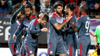Super League: Βήμα τίτλου με νίκη στην Κέρκυρα ο Ολυμπιακός