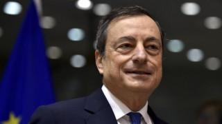 Ντράγκι: Δεν υπάρχει λόγος αλλαγής της νομισματικής πολιτικής της ΕΚΤ