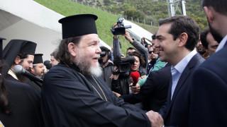 Ιερέας τρόλαρε τον Τσίπρα: Θέλω μια φωτογραφία με έναν ακροαριστερό (vid)