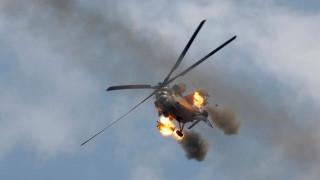 Τζιχαντιστές κατέρριψαν ελικόπτερο του Ιράκ - Νεκροί οι πιλότοι