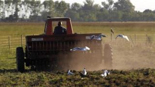 Τρακτέρ ανατράπηκε και σκότωσε έναν 80χρονο στην Κορινθία