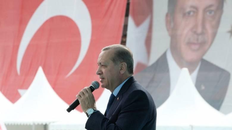 Ο Ερντογάν στηρίζει τις ΗΠΑ για νέα στρατιωτική επιχείρηση τη Συρία