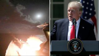 Ο Τραμπ βομβάρδισε τη Συρία - τα σενάρια της επόμενης ημέρας
