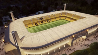 ΑΕΚ: Κατατέθηκε η τροπολογία για το νέο γήπεδο! (vid)