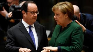 Επίθεση στη Συρία: Ο Άσαντ φέρει την ευθύνη, λένε Μέρκελ και Ολάντ
