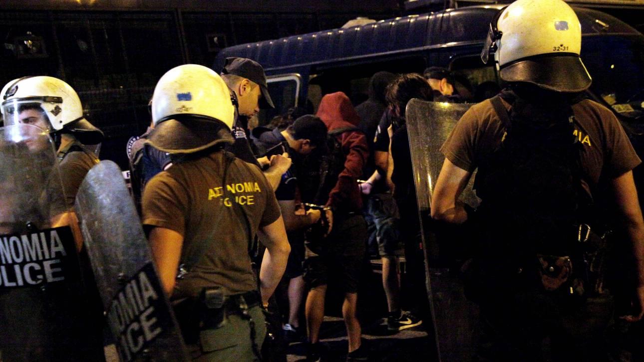 Οδηγός της ΕΘΕΛ και υπάλληλος της ΣΤΑΣΥ ανάμεσα στους συλληφθέντες στην περιοχή του Ρέντη