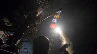 Η ΕΕ «κατανοεί» την πυραυλική επίθεση των ΗΠΑ στην στρατιωτική βάση της Συρίας