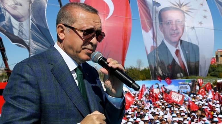 Ερντογάν για την επίθεση των ΗΠΑ στη Συρία: Θετικό βήμα αλλά όχι αρκετό
