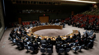 Έκτακτη συνεδρίαση του ΟΗΕ για την επίθεση των ΗΠΑ στη Συρία