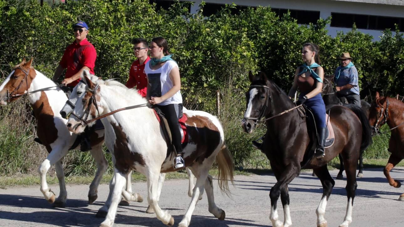 Πάσχα 2017: Το έθιμο των Αλογοδρομιών και «του Χαρ' κού τ' αλώνι»