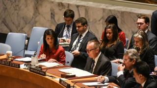 Ο ΟΗΕ για την επίθεση των ΗΠΑ στη Συρία: «Ήταν πλήρως δικαιολογημένη»
