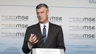 Ο πρόεδρος του Κοσσόβου πιέζει ΝΑΤΟ και ΗΠΑ για την ίδρυση εθνικού στρατού