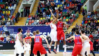 Euroleague: Ήττα στο φινάλε για τον Ολυμπιακό στη Μόσχα (vid)