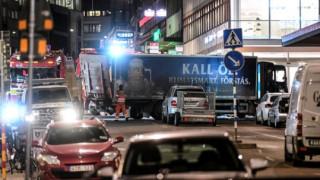 Επίθεση Στοκχόλμη: Υπό κράτηση ένας 39χρονος Ουζμπέκος