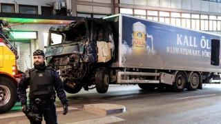 Επίθεση Στοκχόλμη: Η αστυνομία βρήκε εκρηκτικά μέσα στο φορτηγό