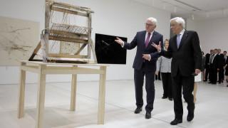 Εγκαινιάστηκε η Documenta 14 από τους Προέδρους της Ελλάδας και της Γερμανίας (pic)
