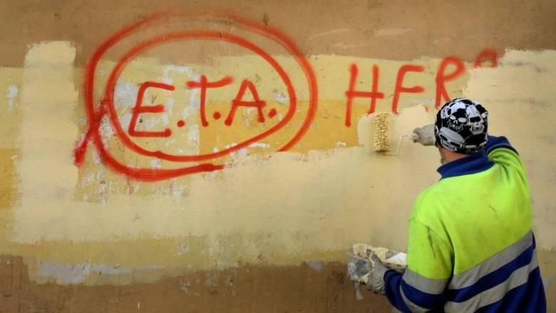 Σχεδόν 3,5 τόνοι όπλων και εκρηκτικών βρέθηκαν στις κρυψώνες της ΕΤΑ