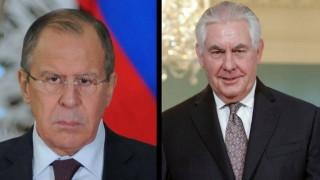 Η πρώτη συνομιλία ΗΠΑ-Ρωσίας μετά τον βομβαρδισμό της Συρίας