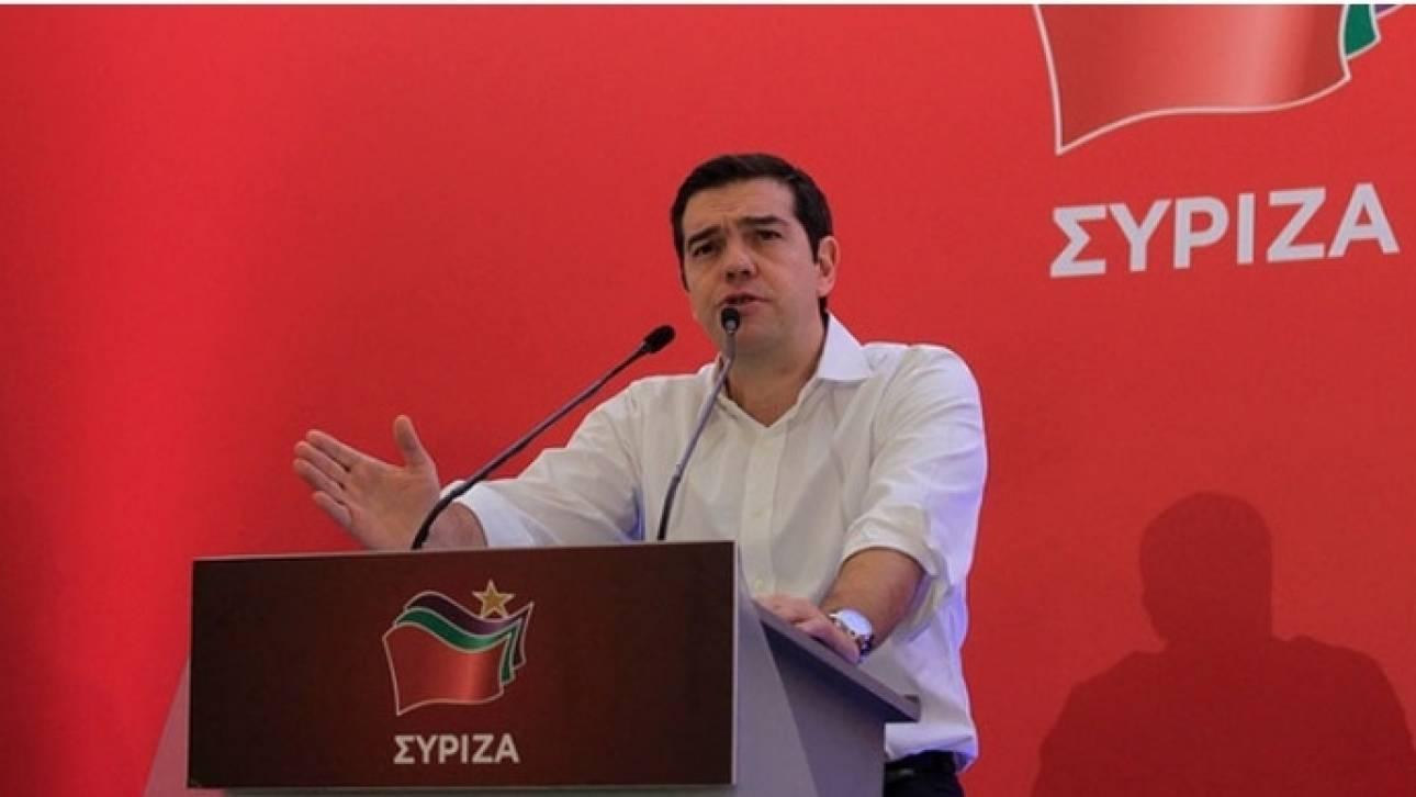Αυτά είναι τα μέτρα που θα παρουσιάσει ο Τσίπρας στους βουλευτές του