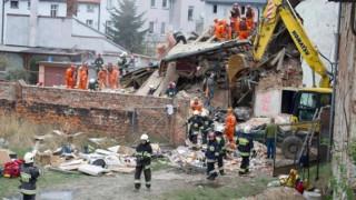 Τραγωδία στην Πολωνία: 6 νεκροί από κατάρρευση κτιρίου