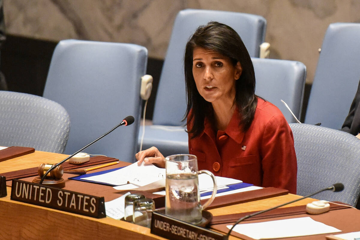 2017 04 09T034211Z 843880552 RC165519F990 RTRMADP 3 MIDEAST CRISIS SYRIA HALEY
