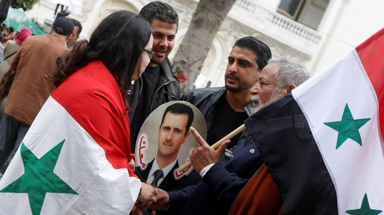 ΟΗΕ: Η αποπομπή του Μπασάρ αλ-Άσαντ είναι προτεραιότητα για την Ουάσινγκτον