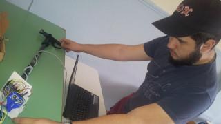 Το «έξυπνο» μπαστούνι για τυφλούς (pics)