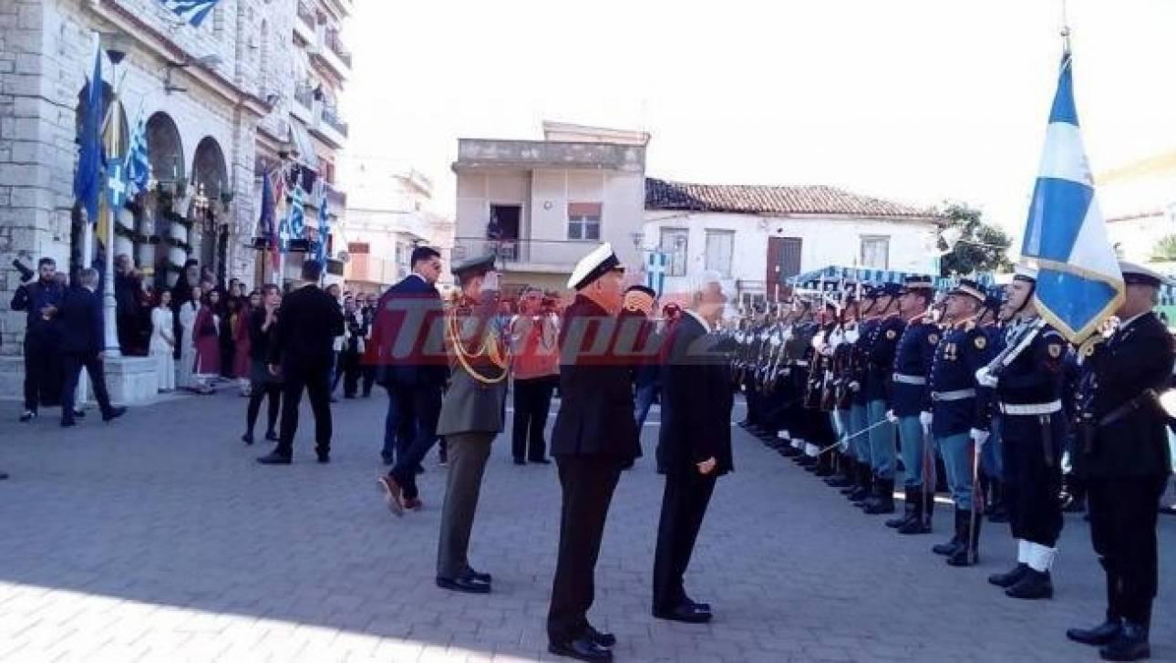 Κυριακή των Βαΐων: Ο Πρόεδρος της Δημοκρατίας στις εκδηλώσεις για την έξοδο του Μεσολογγίου (pics)
