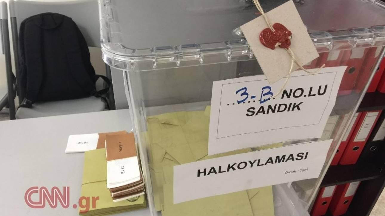 Οι Τούρκοι της Ελλάδας ψηφίζουν: Ναι ή όχι στον Ερντογάν; (pics)