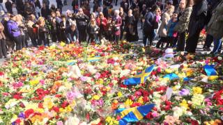 Στοκχόλμη: Μία Βελγίδα ανάμεσα στους νεκρούς