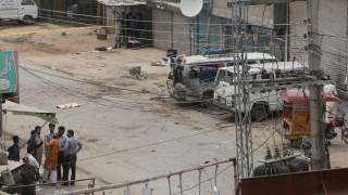 Πακιστάν: Εντοπίστηκε όχημα με 80 κιλά εκρηκτικά